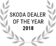 Skoda Dealer of the Year