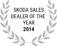 Skoda Sales Dealer of the Year