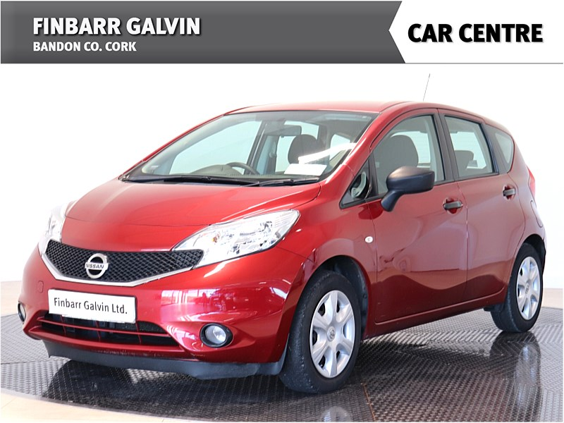 Nissan Nissan NOTE (171) 1.5 XE E6 4DR
