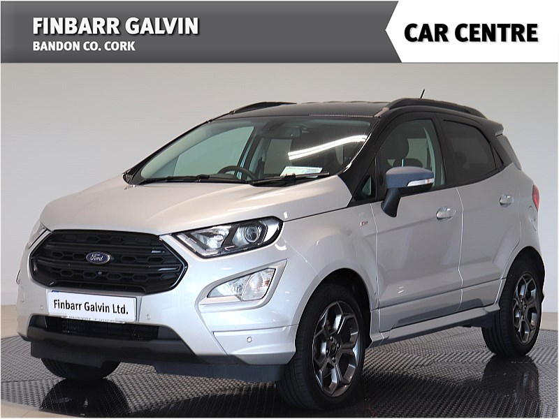 Ford Ford EcoSport (181) ST LINE 1.5TD 100PS 6