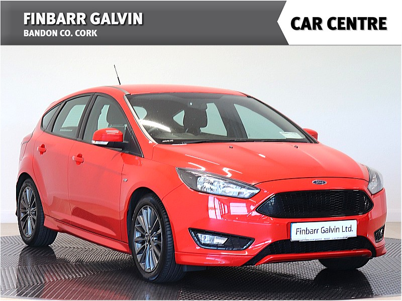 Ford Ford Focus ST-Line Navigation 1.5 TDCi 120 Start/Stop